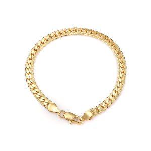 Las mejores cadenas de oro de 18 k al mejor precio