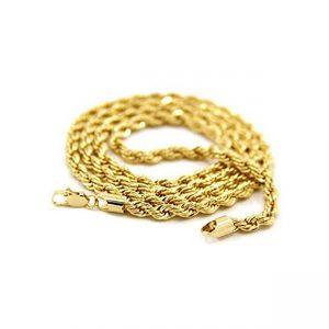 Cadenas de oro para collares