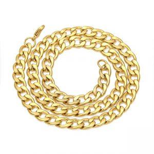 Cadenas de oro de gran calidad para él o ella