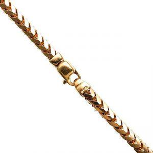 Las mejores cadenas de oro macizo