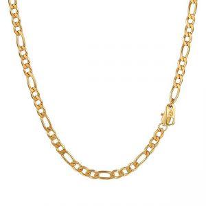 La cadena de oro negro que estabas buscando