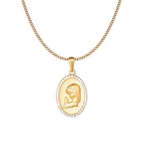4b45e5ce28f7 ⛓ Las Mejores Cadenas de Oro para Niña ♀ Al Mejor Precio