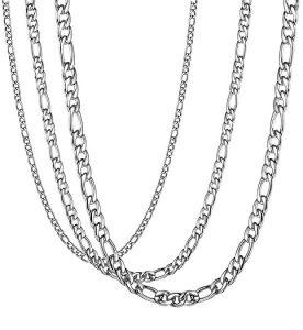 Las mejores cadenas de plata para hombres