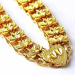 Cadenas de oro de 18 quilates