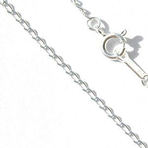 Si buscas cadenas de plata de calidad, aquí las tienes